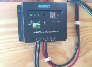 solar charging controller